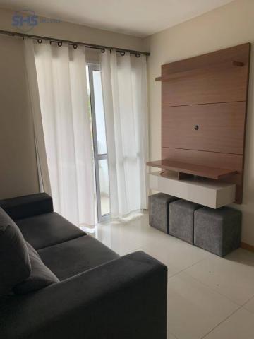 Apartamento com 2 dormitórios para alugar, 56 m² por r$ 1.400/mês - fortaleza - blumenau/s - Foto 2