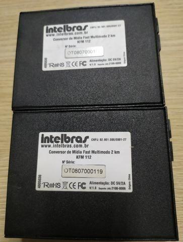 Conversor Intelbras Kfm 112 - Foto 4