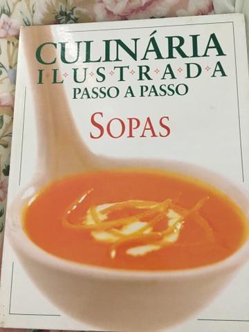 Livros culinária - Foto 4