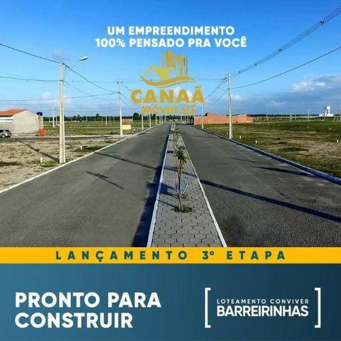 Loteamento de Casa em Condomínio na Cidade de Barreirinhas / Parcela Só R$ 295,00 Mês