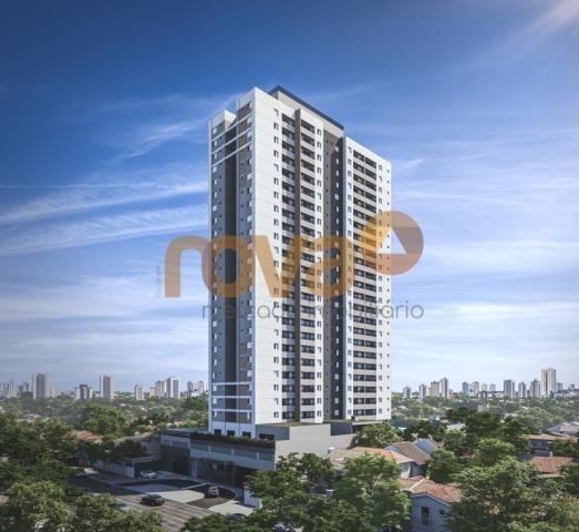 Apartamento à venda com 2 dormitórios em Setor negrão de lima, Goiânia cod:NOV235693 - Foto 3
