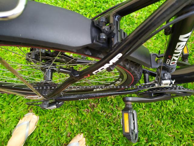 Bicicleta aro 26 com 24 marchas - Foto 3
