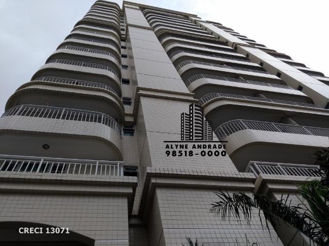 Meireles | 145 m² | Projetado / Lazer Completo