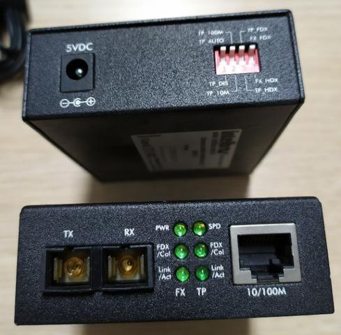 Conversor Intelbras Kfm 112