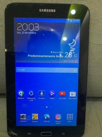Samsung galáxia tab3 lite sm T-110 - 8g memoria semi novo, *17 - Foto 2