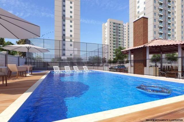 Apartamento 2 qts atrás da Rio Sampa - Nova Iguaçu - Foto 3
