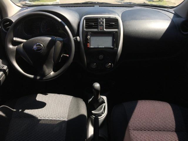 Nissan New March S 1.0 16/17 - IPVA 2020 Já foi PAGO! - Foto 7