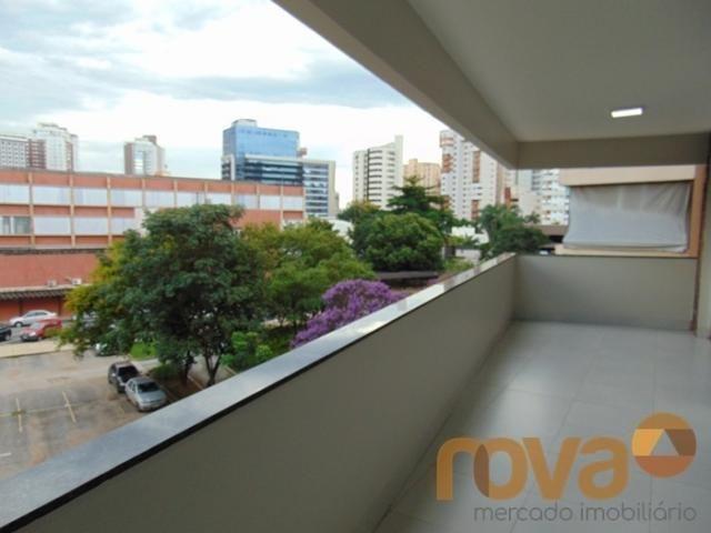 Apartamento à venda com 4 dormitórios em Setor oeste, Goiânia cod:NOV235578 - Foto 7