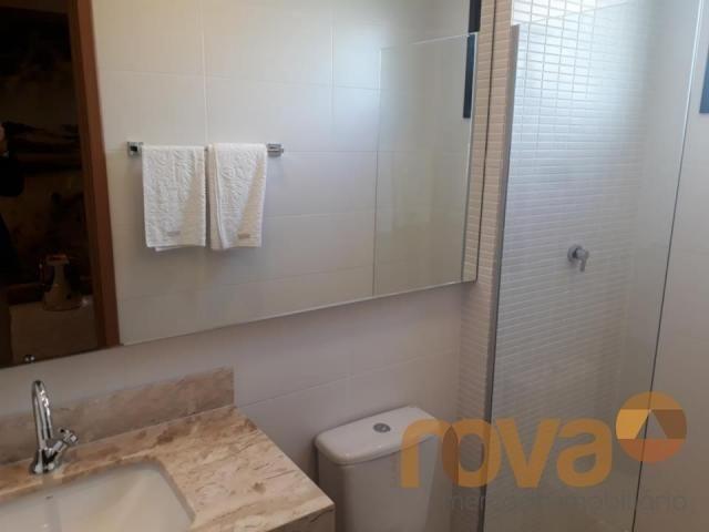 Apartamento à venda com 3 dormitórios em Setor marista, Goiânia cod:NOV89112 - Foto 11