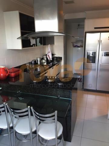 Apartamento à venda com 3 dormitórios em Setor bueno, Goiânia cod:NOV235489 - Foto 6