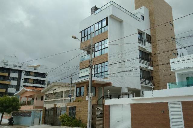 Boulevard Coutinho- Camboinha - Apartamento Duplex - 91m2 total- 3 qts sendo 1 súite - Foto 2