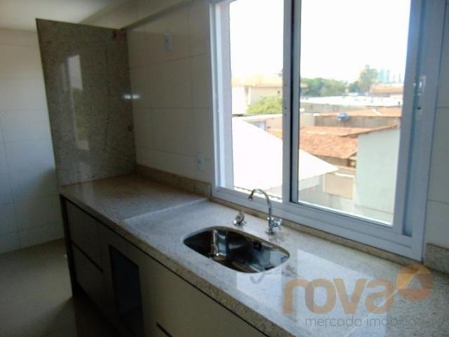 Apartamento à venda com 3 dormitórios em Jardim américa, Goiânia cod:NOV235482 - Foto 6