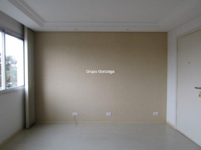 Apartamento à venda com 3 dormitórios em Cabral, Curitiba cod:604 - Foto 3