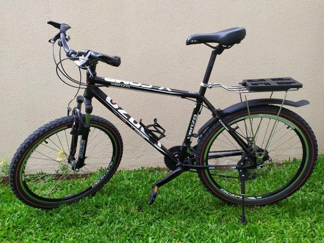 Bicicleta aro 26 com 24 marchas - Foto 2