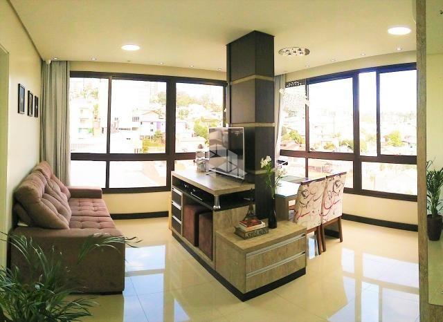 Apartamento à venda com 1 dormitórios em Progresso, Bento gonçalves cod:9888930 - Foto 2
