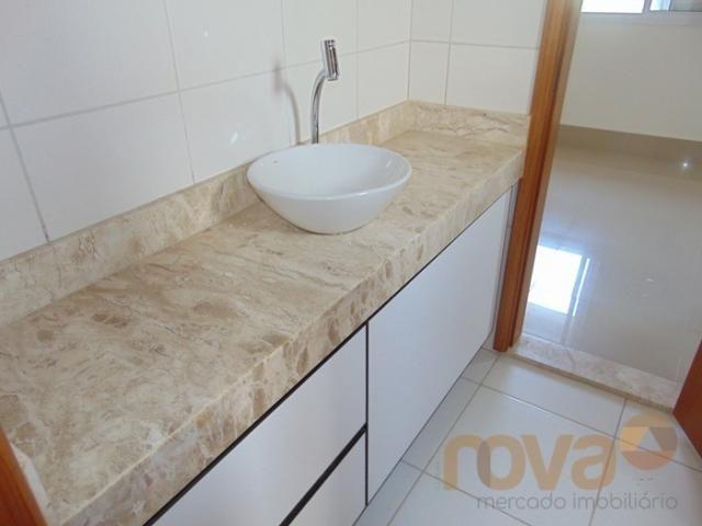 Apartamento à venda com 3 dormitórios em Jardim américa, Goiânia cod:NOV235482 - Foto 13