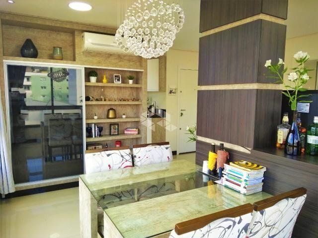 Apartamento à venda com 1 dormitórios em Progresso, Bento gonçalves cod:9888930 - Foto 4