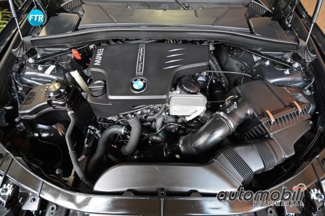 BMW X1 2015/2015 2.0 16V TURBO ACTIVEFLEX SDRIVE20I 4P AUTOMÁTICO - Foto 12