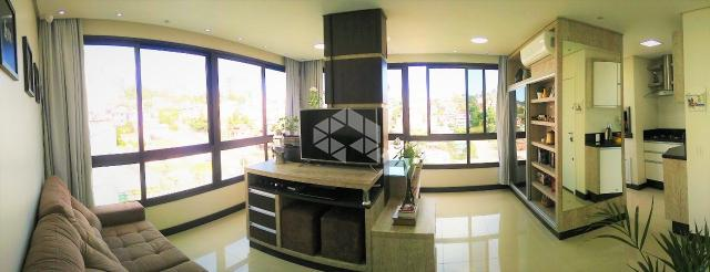 Apartamento à venda com 1 dormitórios em Progresso, Bento gonçalves cod:9888930 - Foto 5