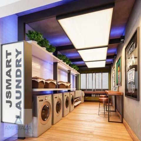 Apartamento com 2 dormitórios à venda, 37 m² por r$ 321.000 - aldeota - fortaleza/ce - Foto 4