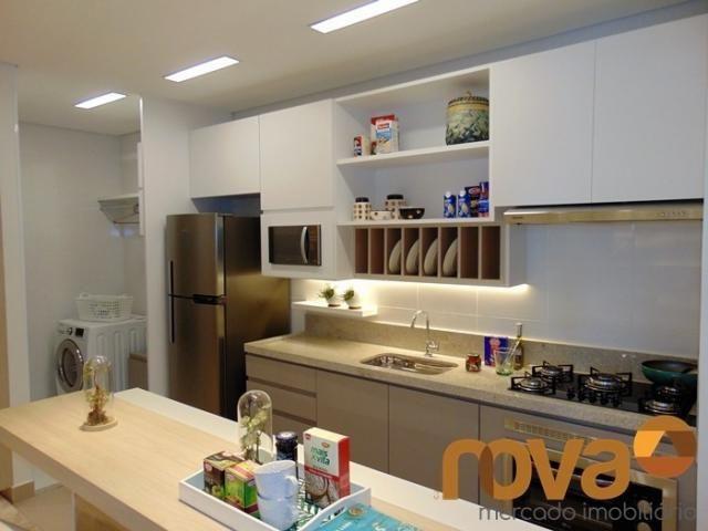 Apartamento à venda com 3 dormitórios em Setor bueno, Goiânia cod:NOV235464 - Foto 4