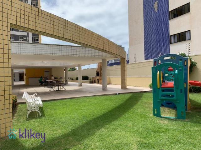 Apartamento à venda com 3 dormitórios em Papicu, Fortaleza cod:7446 - Foto 4