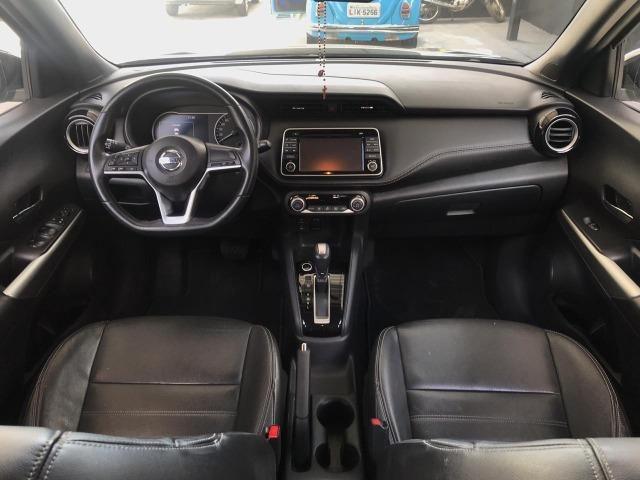 Nissan Kicks SL 1.6 16v automático financiamentos em até 60x sem cnh e sem comprovar renda - Foto 2
