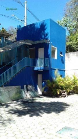 Galpão à venda, 1400 m² por r$ 2.200.000 - jardim tomé - embu das artes/sp - Foto 5