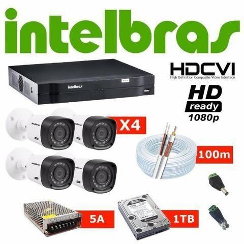 Câmeras, Alarme, Portão Automático, Cerca Elétrica, informática, rede - Foto 3