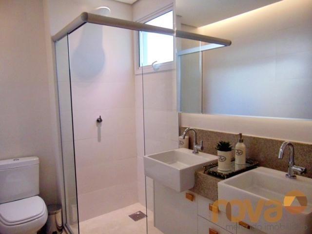 Apartamento à venda com 3 dormitórios em Setor marista, Goiânia cod:NOV235626 - Foto 16