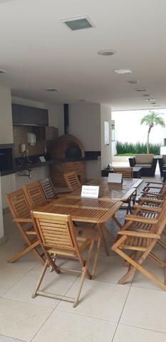 Apart 3 suites de alto padrao, completo em lazer e armarios ac.financiamento - Foto 18