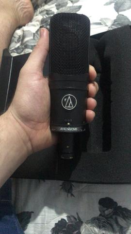 Microfone condensador at4050