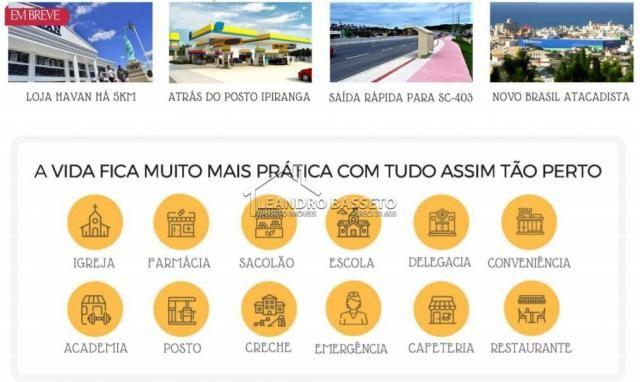 Apartamento à venda com 2 dormitórios em Ingleses, Florianópolis cod:1716 - Foto 10
