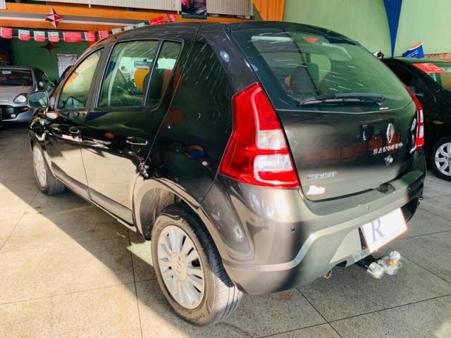 RENAULT SANDERO PRIVILEGE HI-FLEX 1.6 16V 5P AUT 2012 - Foto 2