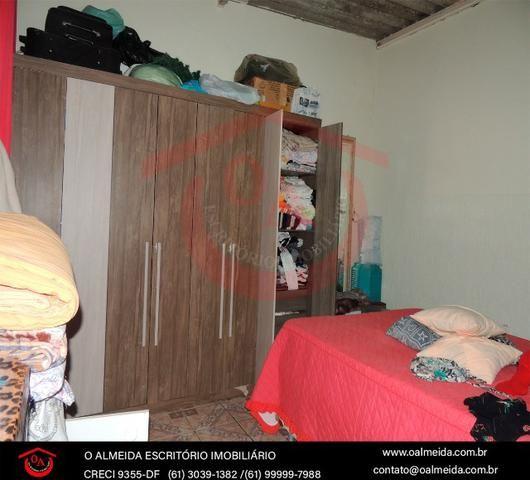 QR 209 Ótima casa. Escriturada - Foto 7