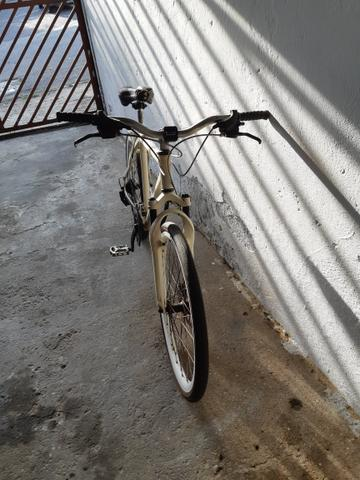 Bicicleta de alumínio freio a disco - Foto 3
