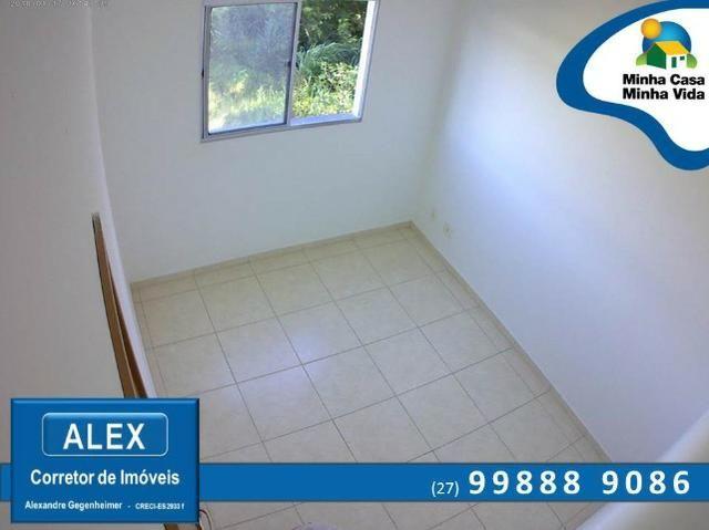 ALX - 68 - Apartamento com Subsídio de até R$ 23.200,00 e F.G.T.S como Entrada ? 2 Quartos - Foto 6