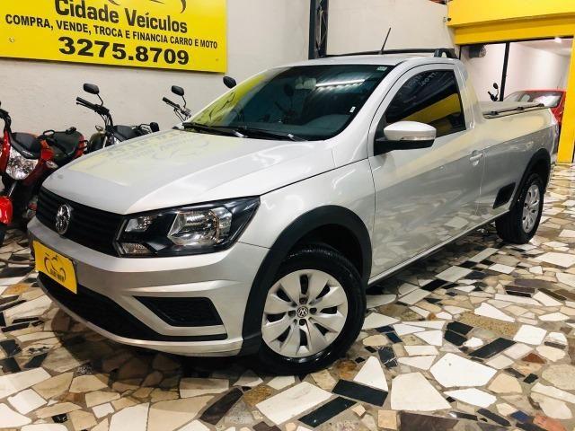 Volkswagen Nova Saveiro TL MB - Foto 2