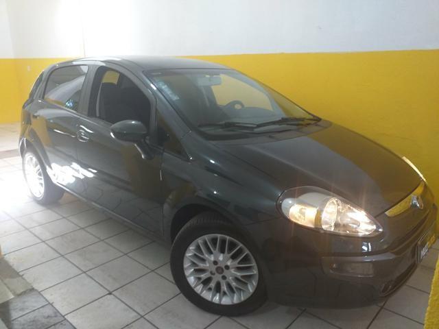 Punto 1.6 automático 2013 o mais Novo de sergipe - Foto 3