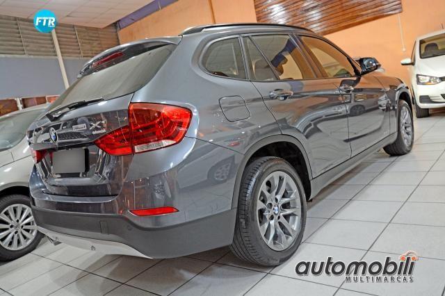 BMW X1 2015/2015 2.0 16V TURBO ACTIVEFLEX SDRIVE20I 4P AUTOMÁTICO - Foto 5
