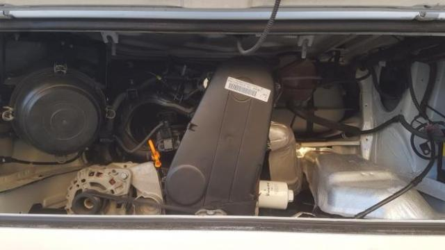 Volkswagen Kombi  Standard 1.4 Flex 2014 Branco Super Nova Doc OK - Foto 4