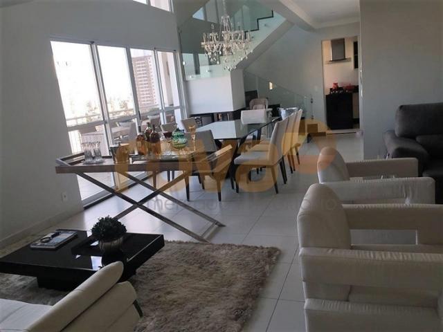 Apartamento à venda com 3 dormitórios em Setor bueno, Goiânia cod:NOV235489