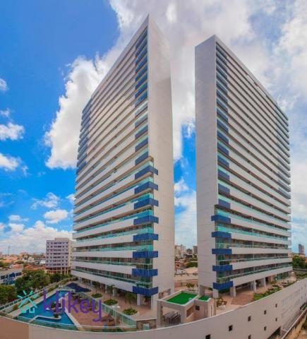 Apartamento à venda com 3 dormitórios em Centro, Fortaleza cod:7461