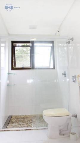 Apartamento com 3 dormitórios para alugar, 350 m² por r$ 4.700/mês - ponta aguda - blumena - Foto 16