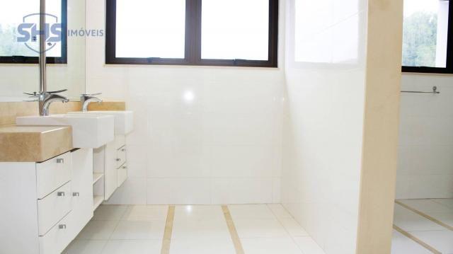 Apartamento com 3 dormitórios para alugar, 350 m² por r$ 4.700/mês - ponta aguda - blumena - Foto 6