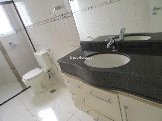 Apartamento à venda com 3 dormitórios em Cabral, Curitiba cod:604 - Foto 11