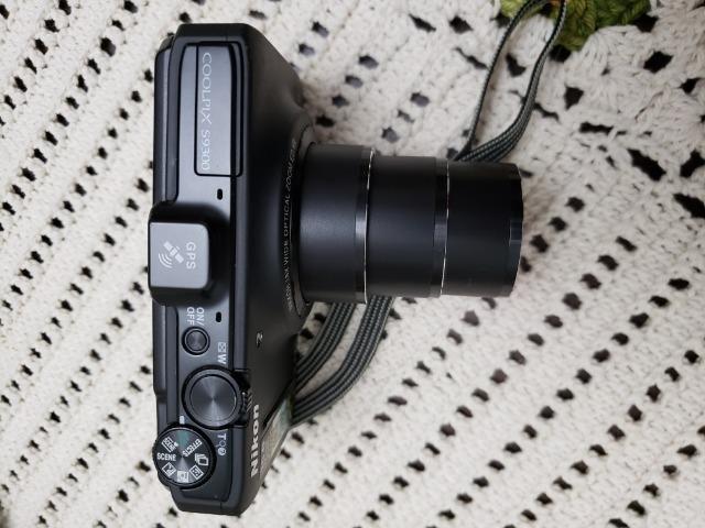 Camera Nikon Coolpix S9300 - Foto 2