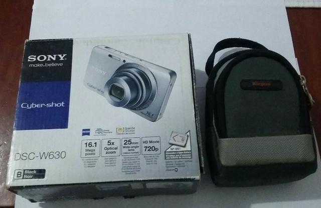Camera Digital Sony Cyber Shot Dsc w630 16.1 mp