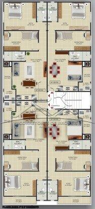 Apartamento à venda com 2 dormitórios em Ingleses, Florianópolis cod:1668 - Foto 7