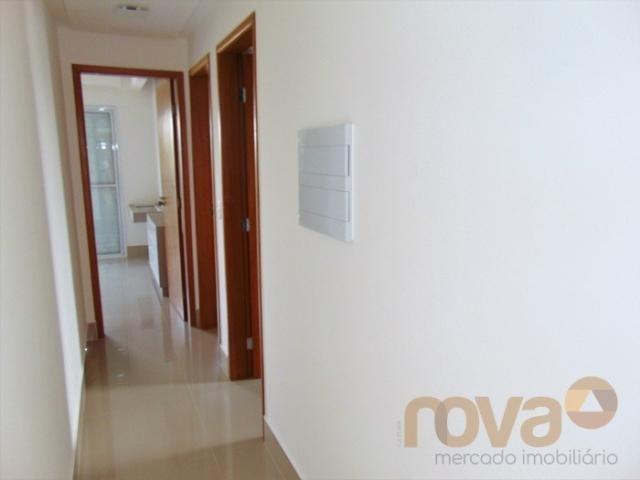 Apartamento à venda com 3 dormitórios em Jardim américa, Goiânia cod:NOV235482 - Foto 10
